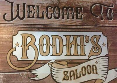 Bodhi's Saloon