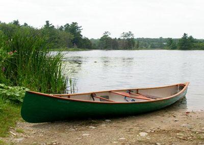 Canoe the Big Woods