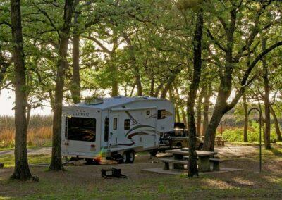 Tarrant Park Campground