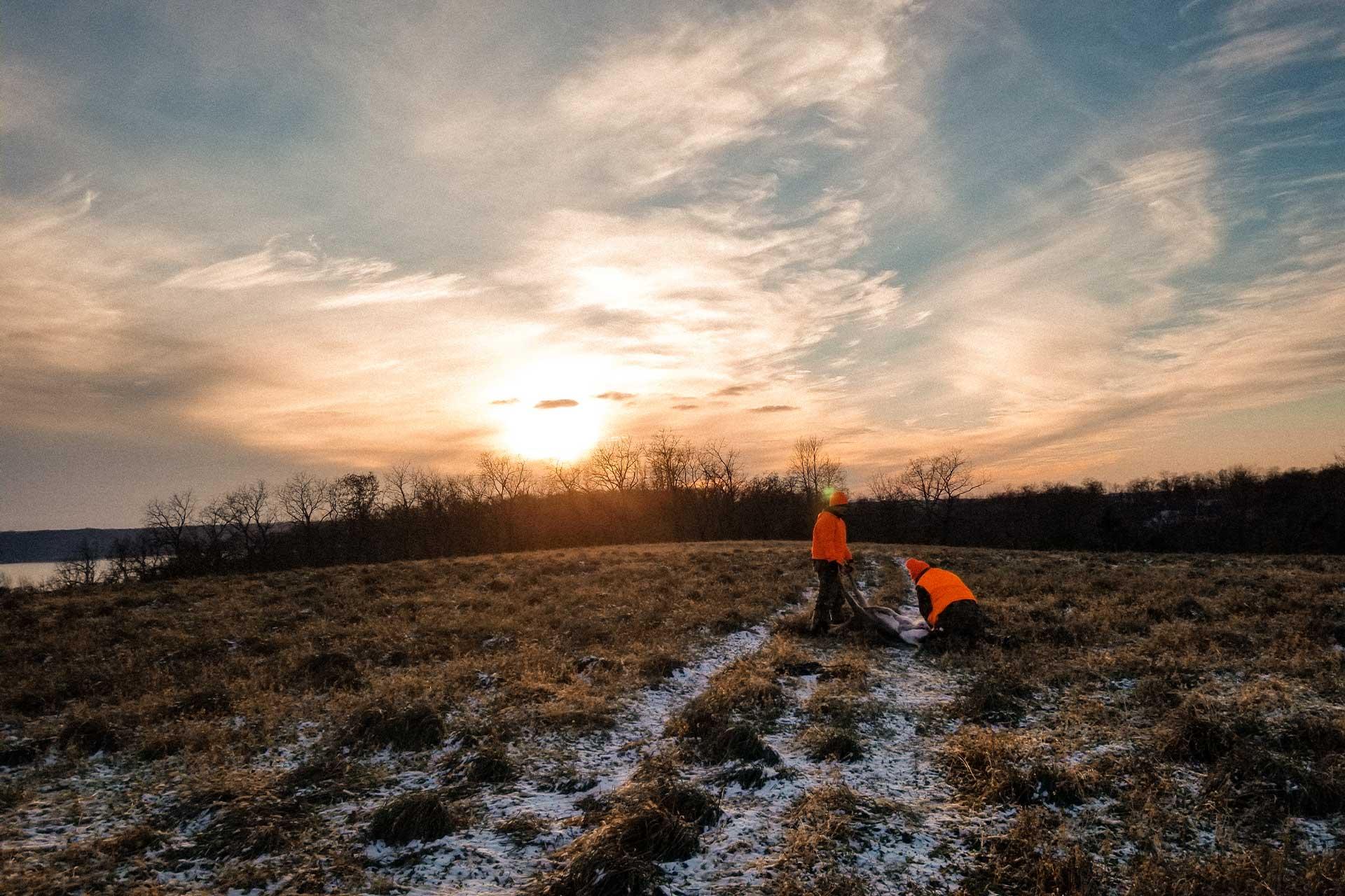 Hunting in Pepin County